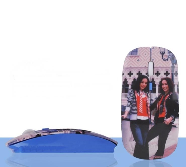 Mouse Ótico Usb com fio Personalizado com foto
