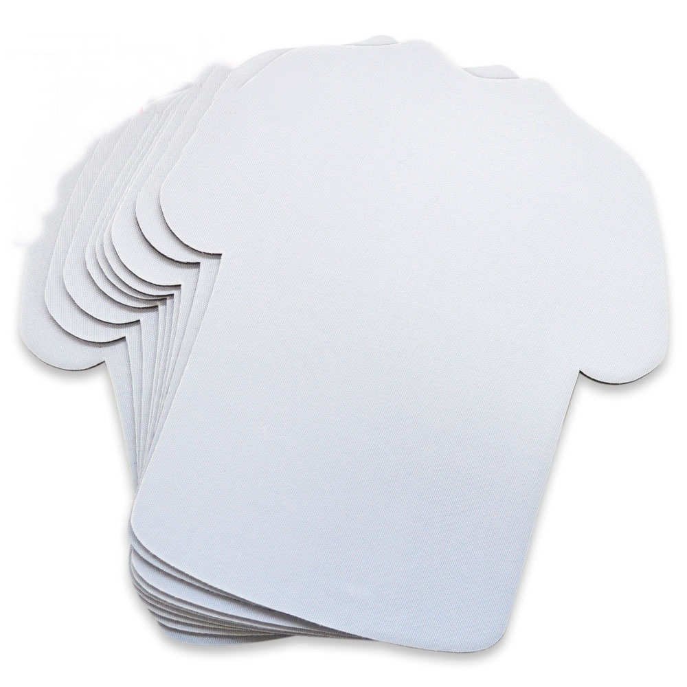 Mouse Pad Camiseta HR Borracha Personalizado Time Clube Seleção