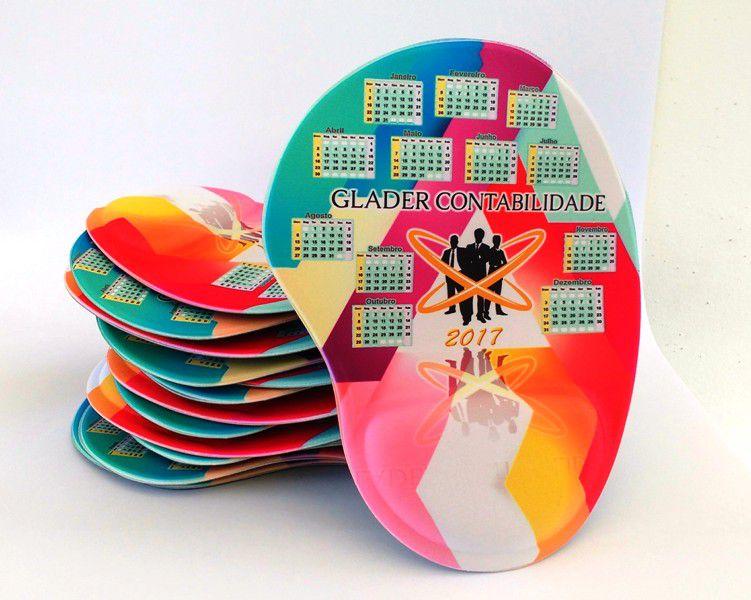 Mouse Pad Ergonômico Personalizado com logo ou fotos