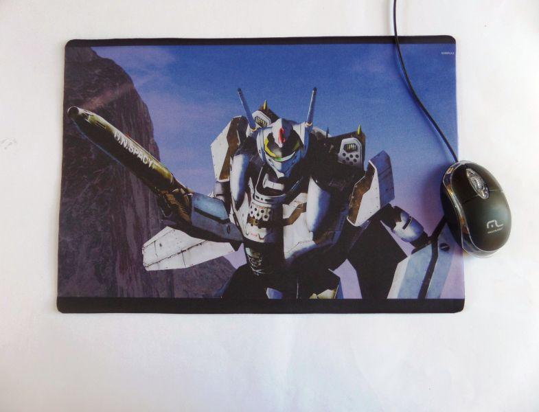 Mouse Pad Gamer Soldado 25x35cm Personalizado