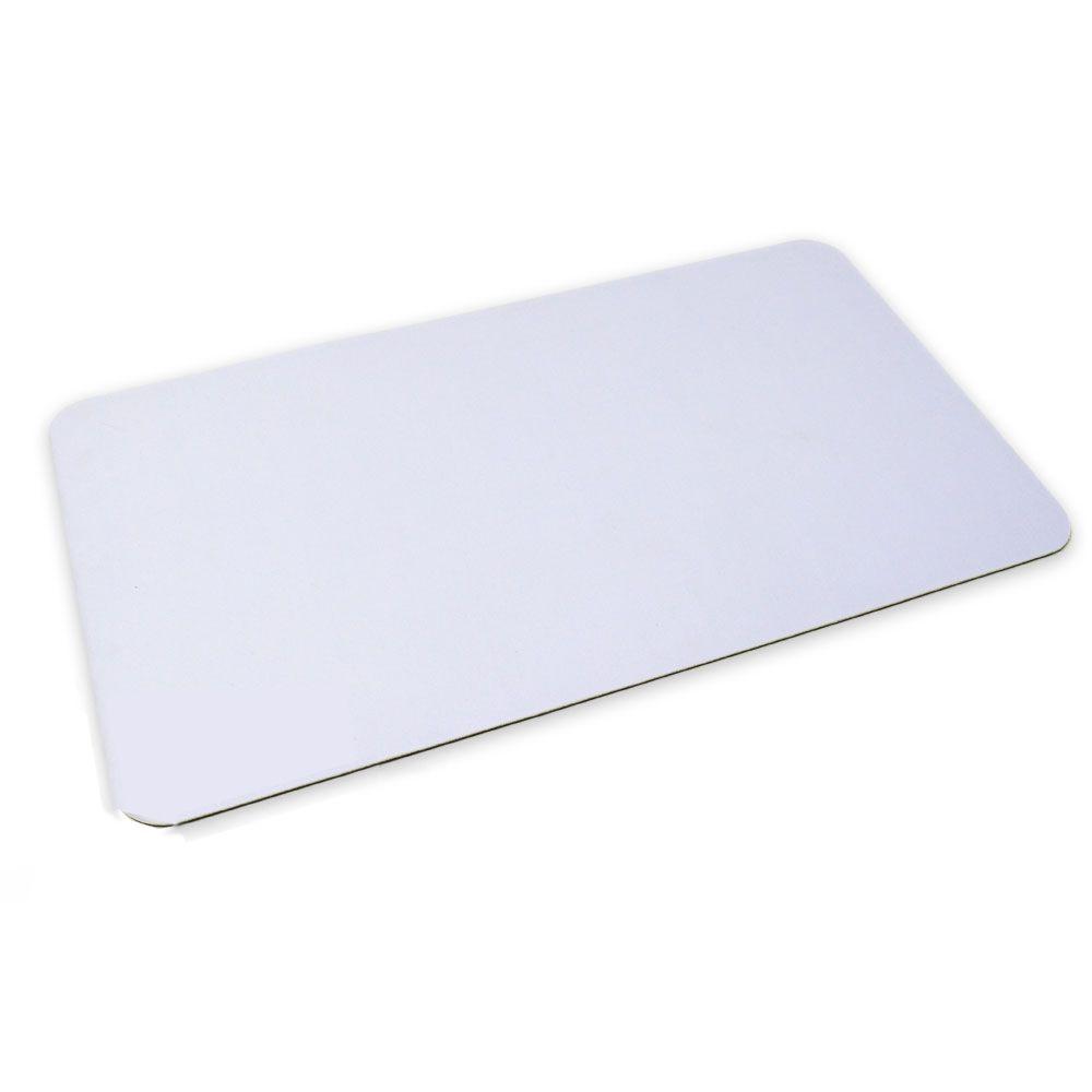 Mousepad Gigante Gamer 55x30cm em branco para personalizar por Sublimação