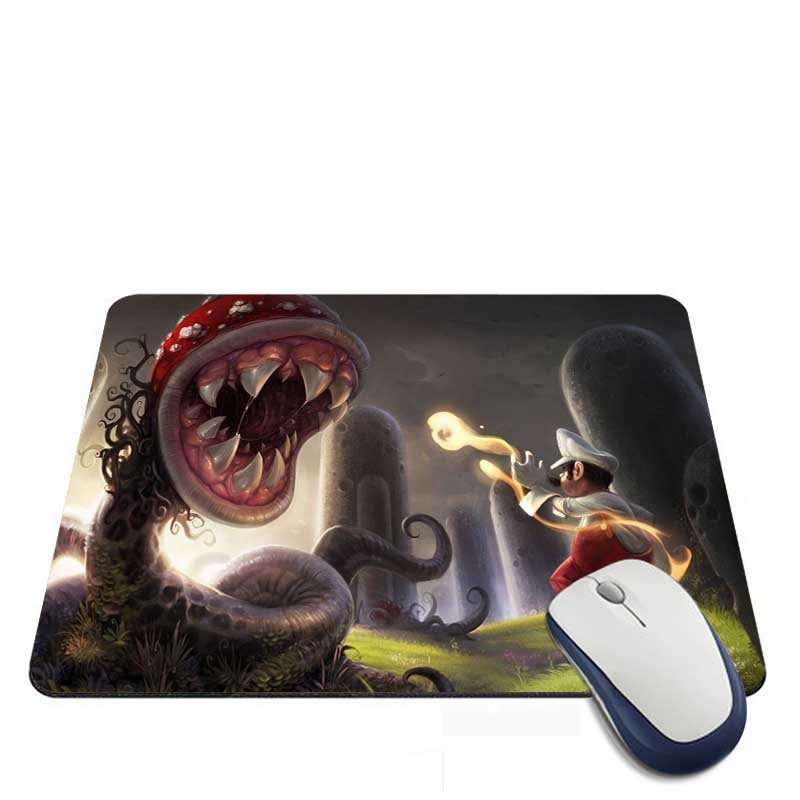Mousepad Retangular Soldado Personalizado