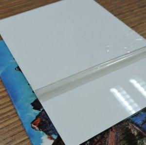 Placa / Chapa de Alumínio Homenagem Personalizada Diversas Medidas