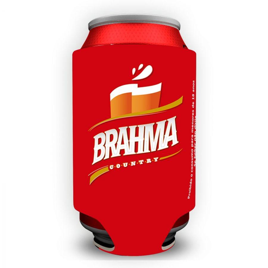 Porta Lata de Cerveja 350ml em Neoprene Térmico para Personalizar por Sublimação