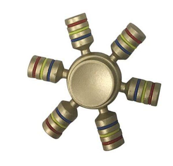 Spinner de alta Velocidade Rotação Longo Tempo Anti-Stress TDAH DDA