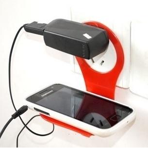 Suporte para carregar celular universal dobrável