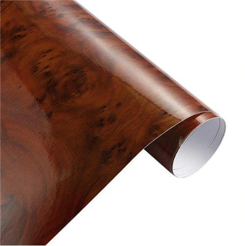 Vinil texturizado para revestimento envelopamento interno de carros automóveis madeira
