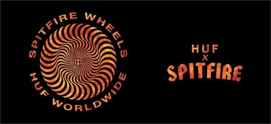 HUF x Spitfire