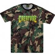Camisa Creature - Especial Logo Camo