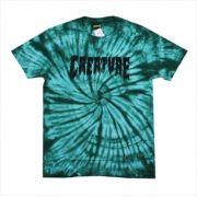 Camisa Creature - Especial Shredded Tie Dye