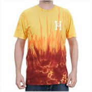Camisa HUF - Spitfire Classic H Red