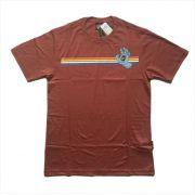 Camisa Santa Cruz - Locked Hand Vinho