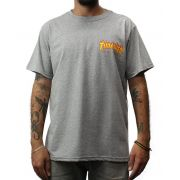 Camisa Thrasher - Flame Bottom Mescla