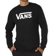 Camisa Vans - ML Vans Classic LS Black