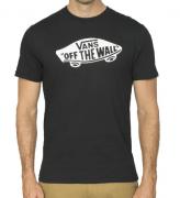 Camisa Vans - OTW Black