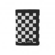 Carteira Vans - Slipped Black/White Checkerboard