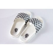 Chinelo Vans - WM Slide-ON Checkerboard White/Black