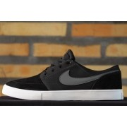 Tênis Nike SB - Portmore II Solar Black/Dark Grey-White