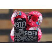 Roda Bones - STF Streettech V2 Bartie 51mm