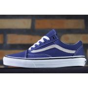 Tênis Vans - Old Skool Twilight Blue/True White