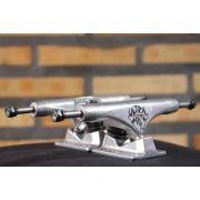 Truck Crail 149 Mid Cris Mateus Pro Model - Ultra Skate Silver