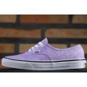 Tênis Vans - U Authentic Violet (Sparkle)