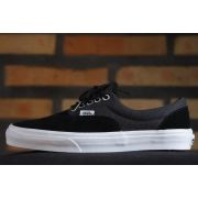 Tênis Vans - U Era Black/True White (Hemp)