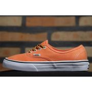 Tênis Vans - U Authentic Vibrant Orange (Washed)