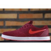 Tênis Nike SB - Eric Koston 2 Team Red/Laser Crimson White