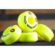 Roda Moska Yellow 55mm