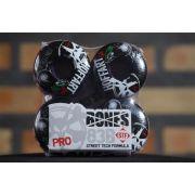 Roda Bones - STF Streettech V3 Hoffart Blue Hue 54mm