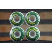 Roda Cisco - FN+R Ciscolor Series Folhas Verde 53mm