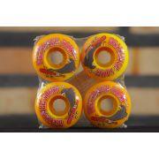 Roda Deathwish - Double Play Yellow Swirl 50mm