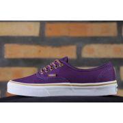 Tênis Vans - U Authentic Shadow Purple/Tortoise Shell