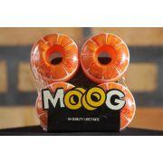Roda Moog Citrus Laranja 52mm