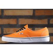 Tênis Vans - U Authentic Orange/True White