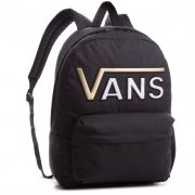 Mochila Vans - WM Realm Flying V Backpack Black