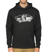 Moletom Vans - MN OTW Pullover Fleece Black