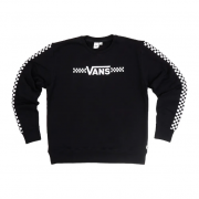 Moletom Vans - WM Fun Times Crew Black