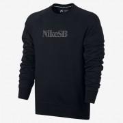 Blusão Nike SB - Dry Everet Crew Black/Anthracite