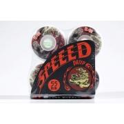 Roda Anti Action - Speed Dazed 4AT 55mm