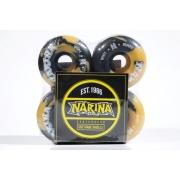 Roda Narina - Rajada Amarela 52mm