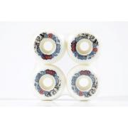 Roda Next - Sem Miolo White 52mm
