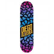 Shape Wood Light - Fiber Glass Diego Oliveira Broken 8.0