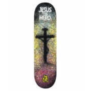 Shape Wood Light - Fiber Glass Jesus The Hero