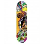 Shape Wood Light - Fiber Glass Pro Model Diego Oliveira Cartoon 7.75""