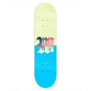Shape Wood Light - Maple Dáblio Bege/Azul 8.125