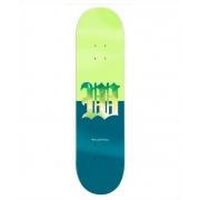Shape Wood Light - Maple Dáblio Verde/Azul 8.25