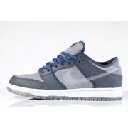 Tênis Nike SB - Dunk Low Pro E Crater Dark Grey/White