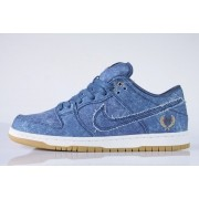 Tênis Nike SB - Dunk Low TRD QS Utility Blue X Notorious Big